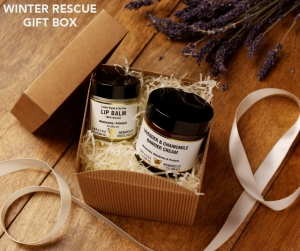 Winter Skin Protection - Winter Rescue Gift Box