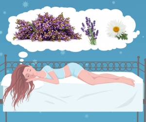 5 Simple Ways to Make Aromatherapy Part of Your Life! Part 1 - Sleep.