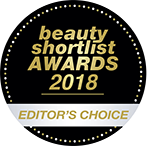 Beauty Shortlist Awards 2018 - Editors Choice