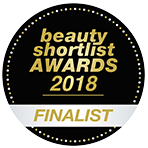 Beauty Shortlist Awards 2018 - Finalist