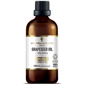 COSMOS Organic Grapeseed Oil 100ml