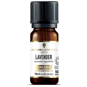 COSMOS Organic Lavender Essential Oil 10ml Single