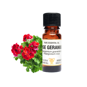 Rose Geranium Essential Oil 10mls