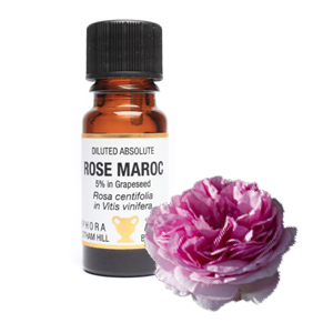 Rose Maroc Abs Diluted (5%) 10mls