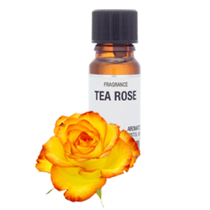 Tea Rose Fragrance 10ml