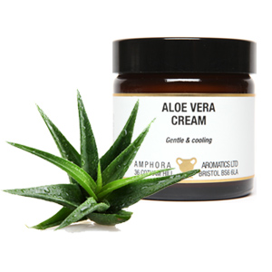 Aloe Vera Cream 60ml Single