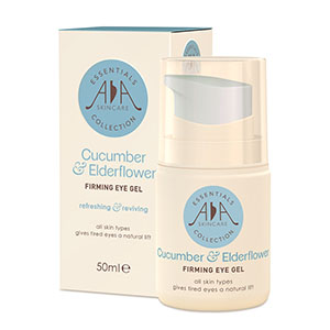 Cucumber & Elderflower Firming Eye Gel 50ml.