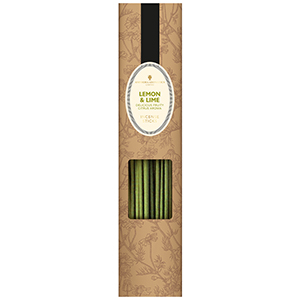 Lemon & Lime Incense.