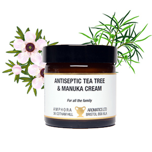 Tea Tree & Manuka Cream 60ml Single