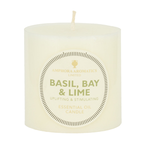 Basil, Bay & Lime 3 X 3 (Single)