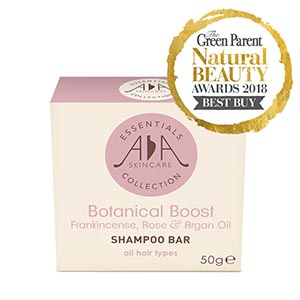Botanical Boost Shampoo Bar 50g - AA Skincare Single