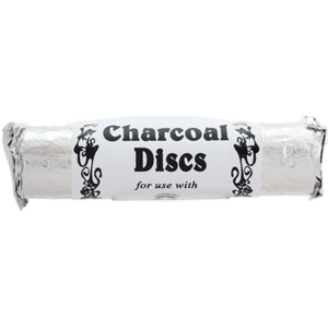 Charcoal Discs (10 pack)