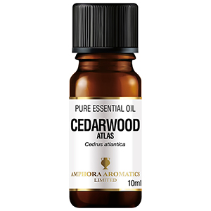 Cedarwood Atlas Essential Oil 10mls