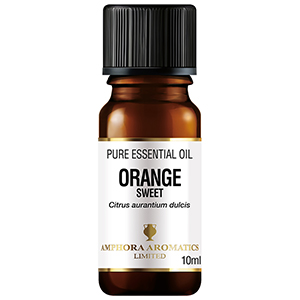 Orange Essential Oil Single