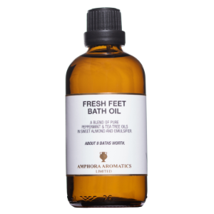 Fresh Feet Bath Oil 100ml