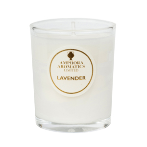 Lavender Mini Pot Candles NEW Single