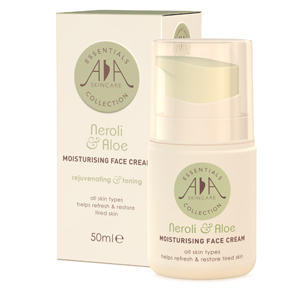 Neroli & Aloe Moisturising Face Cream 50ml Single