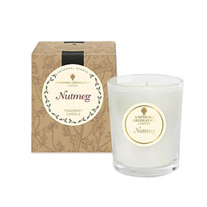 Nutmeg Mini Pot Candles NEW Single