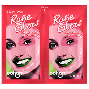 Rosie Glow - Deep Cleansing Face Mask twin Sachet 2 x 8ml