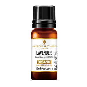 COSMOS Organic Lavender Essential Oil 10ml