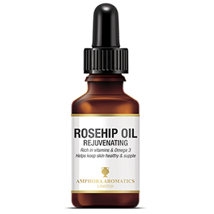 Rosehip Oil - Rejuvenating 25ml. Single