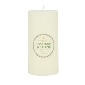 Rosemary & Thyme Candle 6 x 3 (Single)