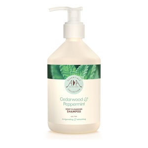 Cedarwood & Peppermint Liquid Conditioner AA Skincare - Salon Size 500ml