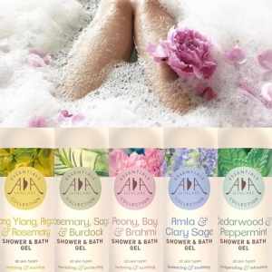 AA Skincare's Plant-Inspired Shower & Bath Gels – What Makes Them Unique?