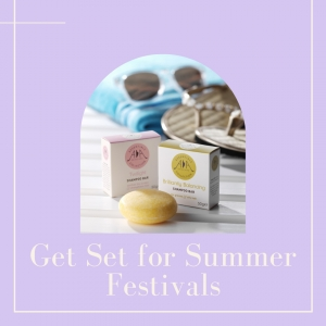 Get Set For Summer Festivals With AA Skincare's Essential Beauty Survival Kit.