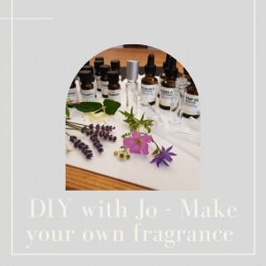 DIY with Jo - Making your own Fragrance!