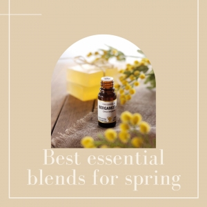 Best essential blends for spring